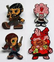 Esc-Toy Shop - THE LAST OF US- PIN PACK COMBO!