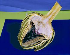 art direction | artichoke food styling photography by daniel gordon