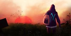 Alan Walker - Faded by HashTag13 on DeviantArt