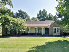 Exceptional opportunity to live in Meadowbrook Country Club grounds and renovate. Front views across from the golf course fairway, over half acre of a level private yard. There are 3-Bedrooms on the main level with 2-additional bedrooms in the finished lower level, plus 3-full and 1-half baths.