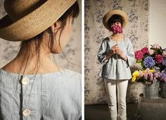 Stay Cool this Summer in Eco-Chic English Countryside Fashion (Photos) : TreeHugger