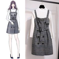 50 Ideas Fashion Design Drawings Models Inspiration For 2019 Teen Fashion Outfits, Mode Outfits, Look Fashion, Fashion Models, Fashion Trends, Fashion Shirts, Fashion Drawing Dresses, Fashion Illustration Dresses, Fashion Dresses