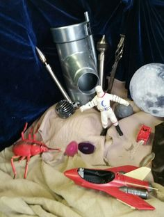 The Man on the Moon at Chadwell Pre-school