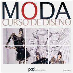 Livro - Moda: Curso de Diseño   Extra.com.br