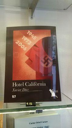 """Hotel California"" de Xavier Diez. El Cep i la Nansa."