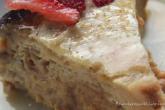 Easy Crock Pot French Toast - B is for Breakfast