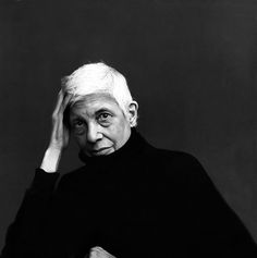 """"""" I didn't want to let women down. One of the stereotypes I see breaking is the idea of aging and older women not being beautiful.""""  Annie Leibovitz  Susan Sontag / Annie Leibovitz"""