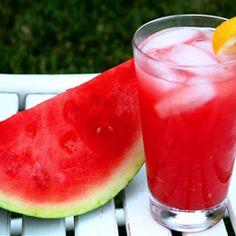 Watermelon Crawl Cocktail