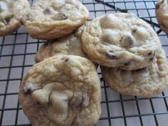 Literally the easiest and most delicious chocolate chip cookie recipe. Nothing weird that you won't have on hand. Moist, thick, and yummy