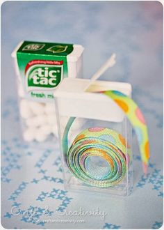 12 Incredibly Creative Ways to Reuse Your Tic Tac Containers - The Idea King