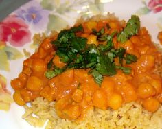 Once A Week Vegan: Chickpea Tikka Masala