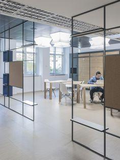 Digital Entity Workspace by deamicisarchitetti, Milan – Italy » Retail Design Blog