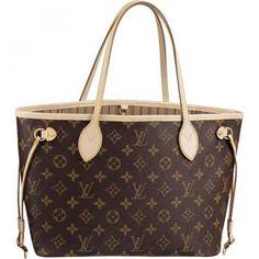 Louis Vuitton Neverfull PM. Great Shopping Bag.