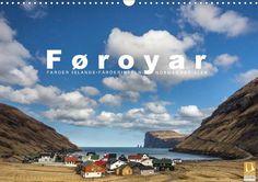 Føroyar • Faroe Islands • Färöer Inseln - CALVENDO Kalender von Norman Preißler - #calvendo #calvendogold #kalender #fotografie #faroer #inseln