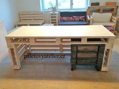 Pallet Room, Stylus, Corner Desk, Minimalism, Furniture, Home Decor, Salvaged Wood, Corner Table, Decoration Home