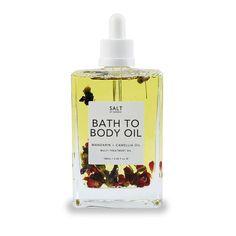 BATH TO BODY OIL