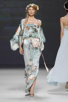 Matilde Cano [Gaudí Bridal Fashion Week 2015]