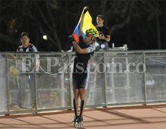 Ya son ocho días de intensa actividad en los World Games Cali 2013. La del viernes fue una jornada fructífera para los intereses colombianos, siempre bien representados por el patinaje de velocidad, donde Andrés Felipe Muñoz ratificó que es el número uno