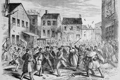 Unwilling to pay their taxes, distillers in New York City faced an army willing to go to the extreme to enforce the law