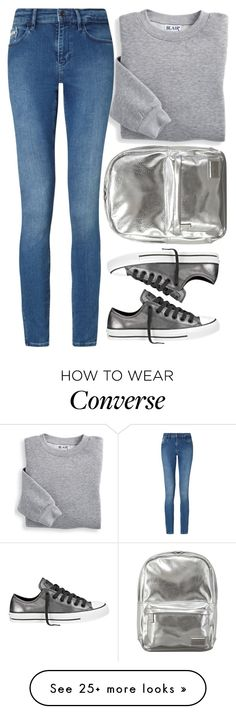 """""""street style"""" by ecem1 on Polyvore featuring Blair, Calvin Klein, Converse and Pantone"""