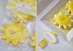 Adorable sunshine party  by Eye Candy Events