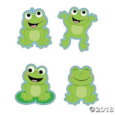 Whether you're using these frog cutouts for classroom labels, to assign classroom jobs or as part of your bulletin board display, these friendly frogs . Frog Theme Classroom, Classroom Labels, Classroom Jobs, Classroom Furniture, Classroom Management, Classroom Decor, Frogs Preschool, Preschool Activities, Frog Bulletin Boards