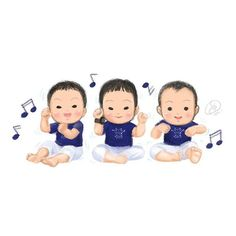 Make your Monday dancing~ Hey! Song Il Gook, Triplet Babies, Song Daehan, Song Triplets, Baby Drawing, Cutest Thing Ever, Anti Stress, Make Me Smile, Superman
