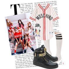Red Velvet Inspired Outfit
