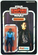 Star Wars Vintage Palitoy ESB 30 Back Lando Calrissian Recarded Figure
