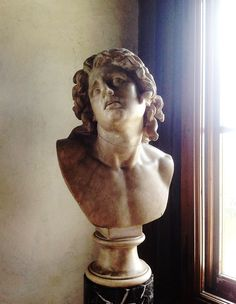 "hadrian6: ""The Dying Alexander. Uffizi Gallery. Florence. http://hadrian6.tumblr.com """