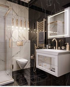 Home Interior Drawing Toilette Design, Interior Design Boards, Bathroom Design Luxury, Modern Luxury Bathroom, Modern Bathrooms, Dream Bathrooms, Home Decor Trends, Decor Ideas, Bathroom Inspiration