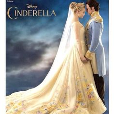 Richard Madden And Lily James In Cinderella 2015 Can I please have this wedding dress?