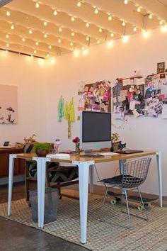22 Creative Workspace Ideas for Couples via Brit + Co