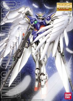 Gundam Wing Zero Custom MG 1/100 - Gundam Toys Shop, Gunpla Model Kits Hobby Online Store, Diorama Supply, Tamiya Paint, Bandai Action Figures Supplier