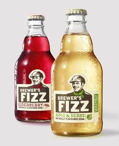 Fassbrause Brewer's Fizz — The Dieline - Package Design Resource