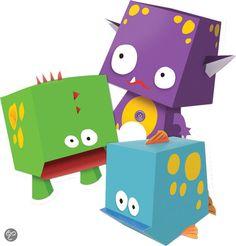 Artzooka Paper Monsters