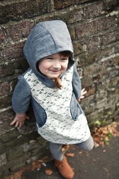 Hooden Sunki Dress at Our Family Four-