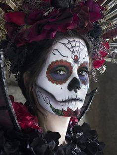 MAC Halloween Rick Baker makeup collection Day Of Dead