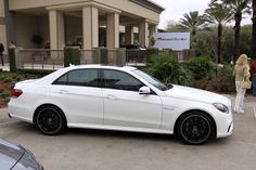 2014 Mercedes-Benz E 63 AMG Saloon