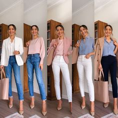 5 Business Casual Outfits for Spring - LIFE WITH JAZZ