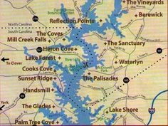 629 Best Mountains and Lakes in Georgia and the Carolinas images in