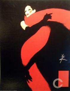Image of Rouge et Noir - WG00052
