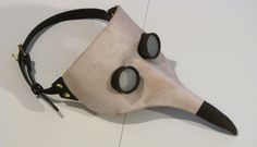 Blighted Beak - Plague Doctor Masks freak me out
