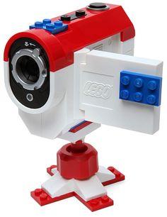 Câmera para Stop Motion da Lego!