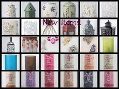 Spring 2014 New products!! www.pinkzebrahome.com/SprinkleScentsation