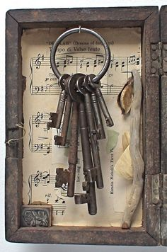 keys and music