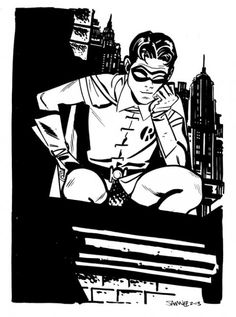 Robin by Chris Samnee