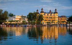Falkensteiner Schlosshotel Velden #VeldenamWorthersee #Austria #Luxury #Travel #Hotels #FalkensteinerSchlosshotelVelden