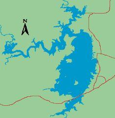 Lake Bridgeport, Bridgeport, TX