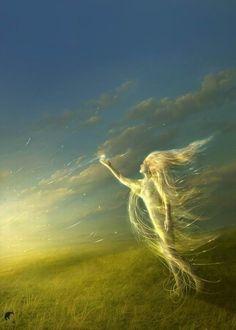 O Mundo Invisível de uma Mulher: I preferred Wisdom more than a healthy and handsom...